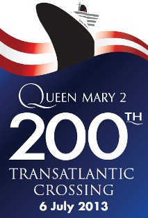 QM2 Queen Mary 2 Transatlantic Crossing No 200