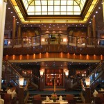 Cunard Queen Mary 2 Britannia Restaurant