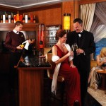 Cunard Queen Mary 2 Champagne Bar