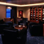 Cunard Queen Mary 2 Churchil's Cigar Bar