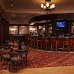 Cunard Queen Mary 2 Golden Lion Pub