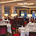 Cunard Queen Mary 2 Princess Grill Restaurant