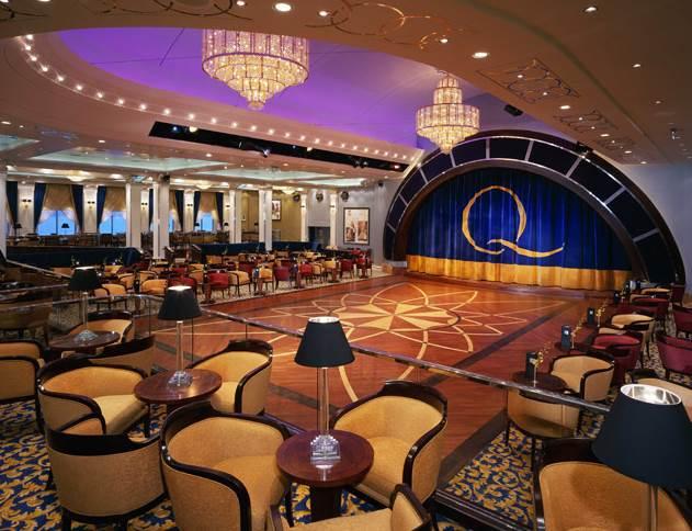 Rms Queen Mary 2 Cruise Ship