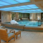 Cunard QM2 Spa Therapy Pool