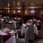 Cunard Queen Mary 2 Todd English Restaurant