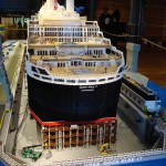 QM2 Lego model Hamburg - photo 5 of 8