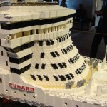 QM2 Lego model Hamburg - photo 6 of 8