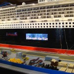 QM2 Lego model Hamburg - photo 7 of 8
