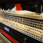 QM2 Lego model Hamburg - photo 8 of 8